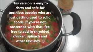 Easy Peasy Baby Stew *veda 21*