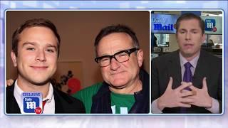 Robin Williams' Mork & Mindy co-star Pam Dawber says he groped her - DailyMailTV