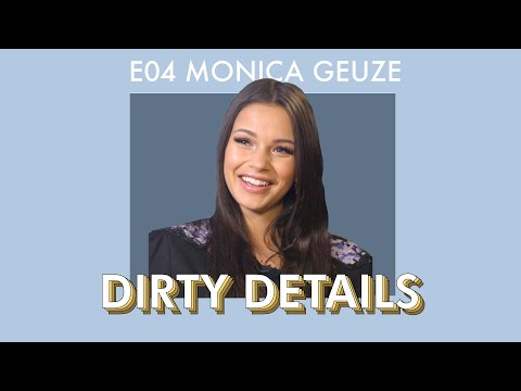MONICA GEUZE: 'Lekker tongen achter de kassa'   DIRTY DETAILS #4