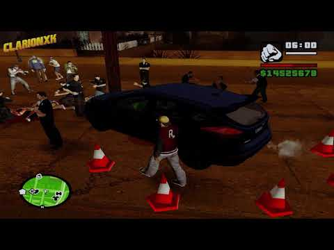 GTA San Andreas Cool Events And Life Situation Mods 2017