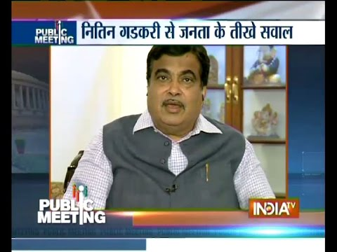 Nitin Gadkari Speaks on Arun Shourie's Controversial Statement on PM Modi - India TV