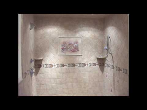 Bathroom shower tile design ideas photos