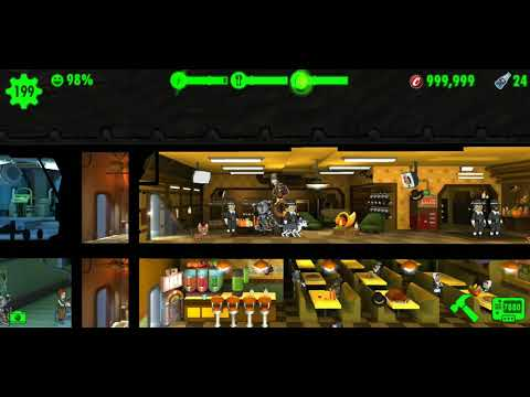 FALLOUT SHELTER THANKSGIVING THEME