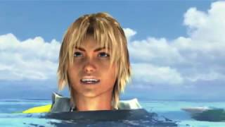 """Yuna & Tidus HD:  """"Just whistle.. then i'll come running.."""""""