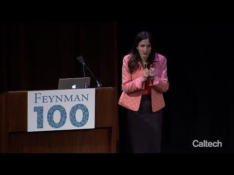 Exoplanets and Beyond - Sara Seager - 5/12/2018