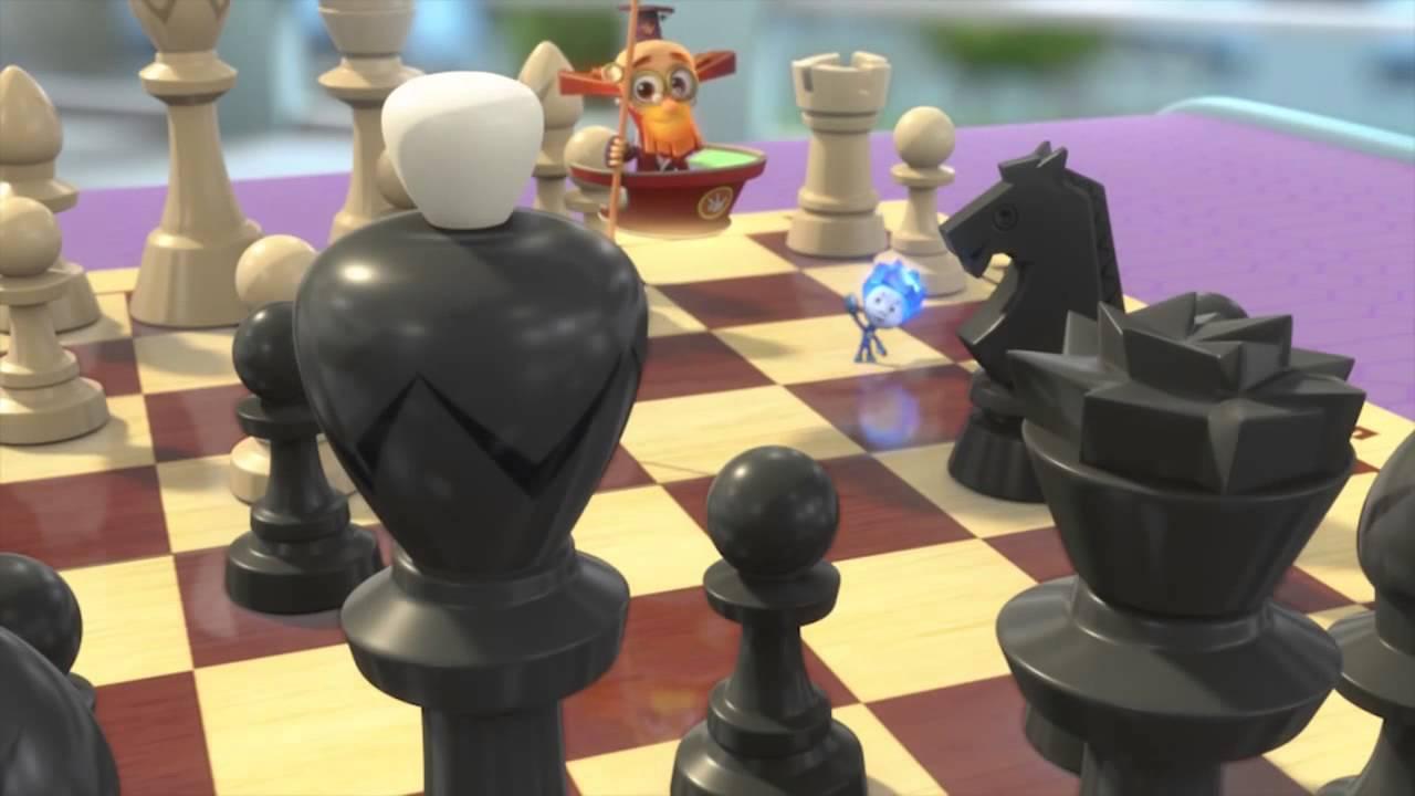 Картинки шахматы и мультфильмы