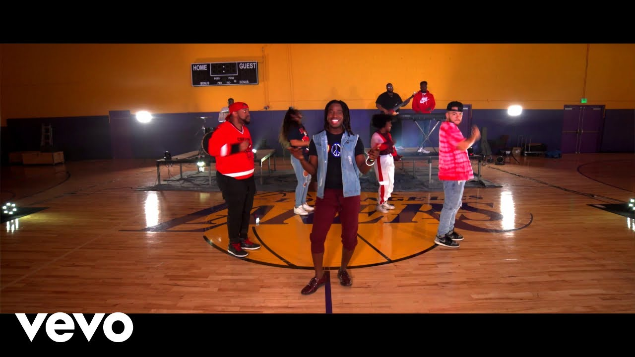 """The BP Video Pick of the Week-Maurice Griffin-""""Love Peace Happiness"""""""