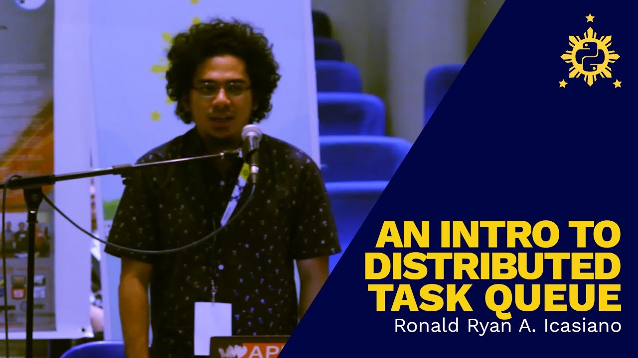 Image from PyCon PH 2017 - An Introduction to Distributed Task Queue by Ronald Ryan A. Icasiano