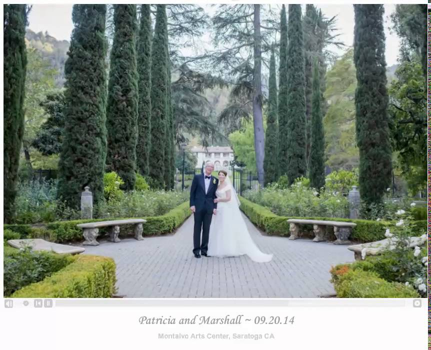 Patricia Marshal Wedding Photos Montalvo Arts Center Saratoga Ca Photographer
