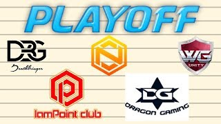 🔴 LIVE Neon vs IamPoint Club Bo3 ANGGAME China vs SEA #3 2019 - Playoff Lower Bracket