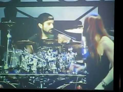Adrenaline Mob & Floor Jansen (live) - Come Undone Bospop Weert NL 08-07-2012