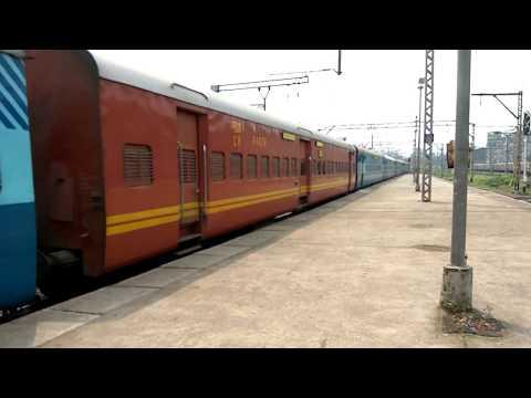 11042 Chennai Mumbai Express departing from Thane