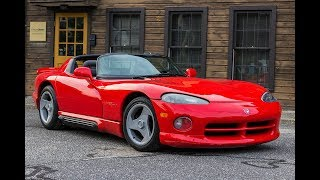 DODGE VIPER RT10 REVIEW | A TRUE DRIVERS CAR