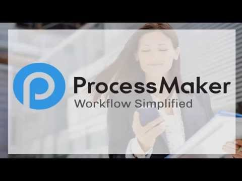 Open Source Workflow Software Business Process Management ProcessMaker BPM
