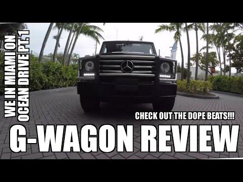 2016 Mercedes G Wagon  We in Miami  Hellcat Jones