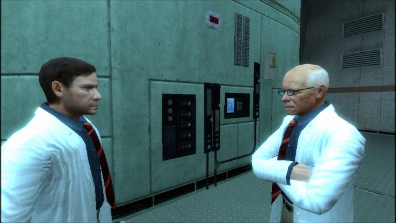 Black Mesa Episode 2 Did Gordon Freeman Had A Ponytail