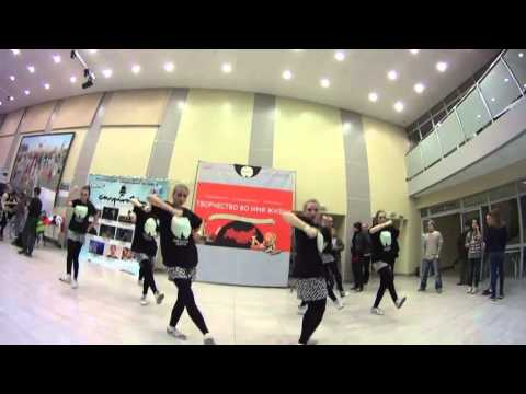 Видео, Танцевальный флешмоб в Красноярске