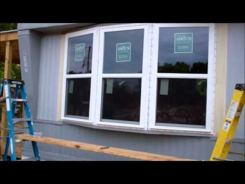Window replacement in a mobile home leaks how to repair for Home window replacement