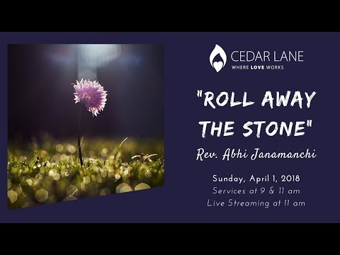 """Roll Away the Stone"" (April 1, 2018)"