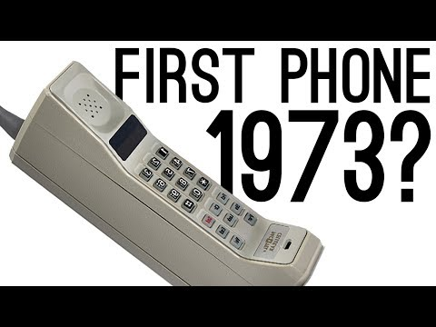 Who Invented the First Mobile Phone?