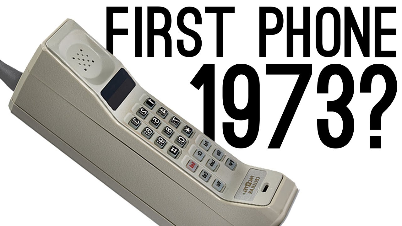 Who Invented the First Mobile Phone? - YouTube