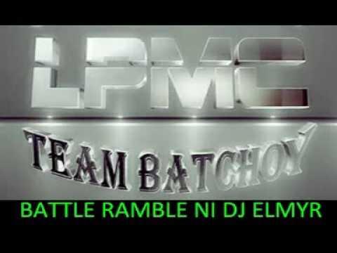 Battle remix dj elmyr team batchoy of lapazmixclub