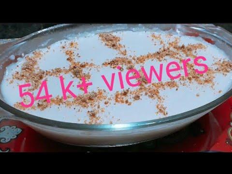 തേങ്ങാ പാൽ കൊണ്ട് ഇതു പോലെ ആക്കി നോക്കു// Coconut Milk Pudding Ayishas Kitchen/ Recipe No 21