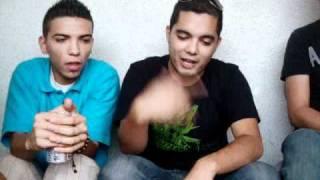 MC Manhy, Santa RM y Zmoky improvisando (Parte #1) (En vivo desde Casa de Fery, Cd. Juárez)
