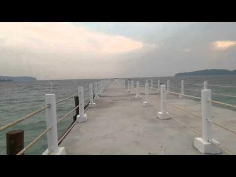 Toàn cảnh đảo kohrong samloem - du lịch campuchia, viettourist