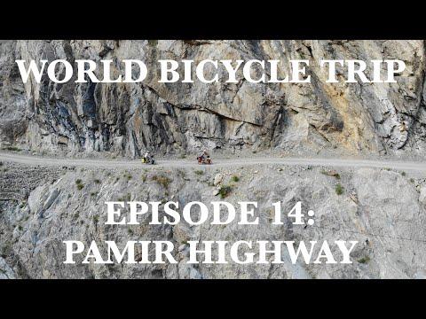 Ten Million Turns Episode 14  - Tajikistan (Part 2) - Pamir North Route