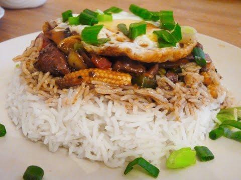 Mauritian dish bol renvers 39 inverted bowl 39 recipe doovi - Cuisine mauricienne chinoise ...
