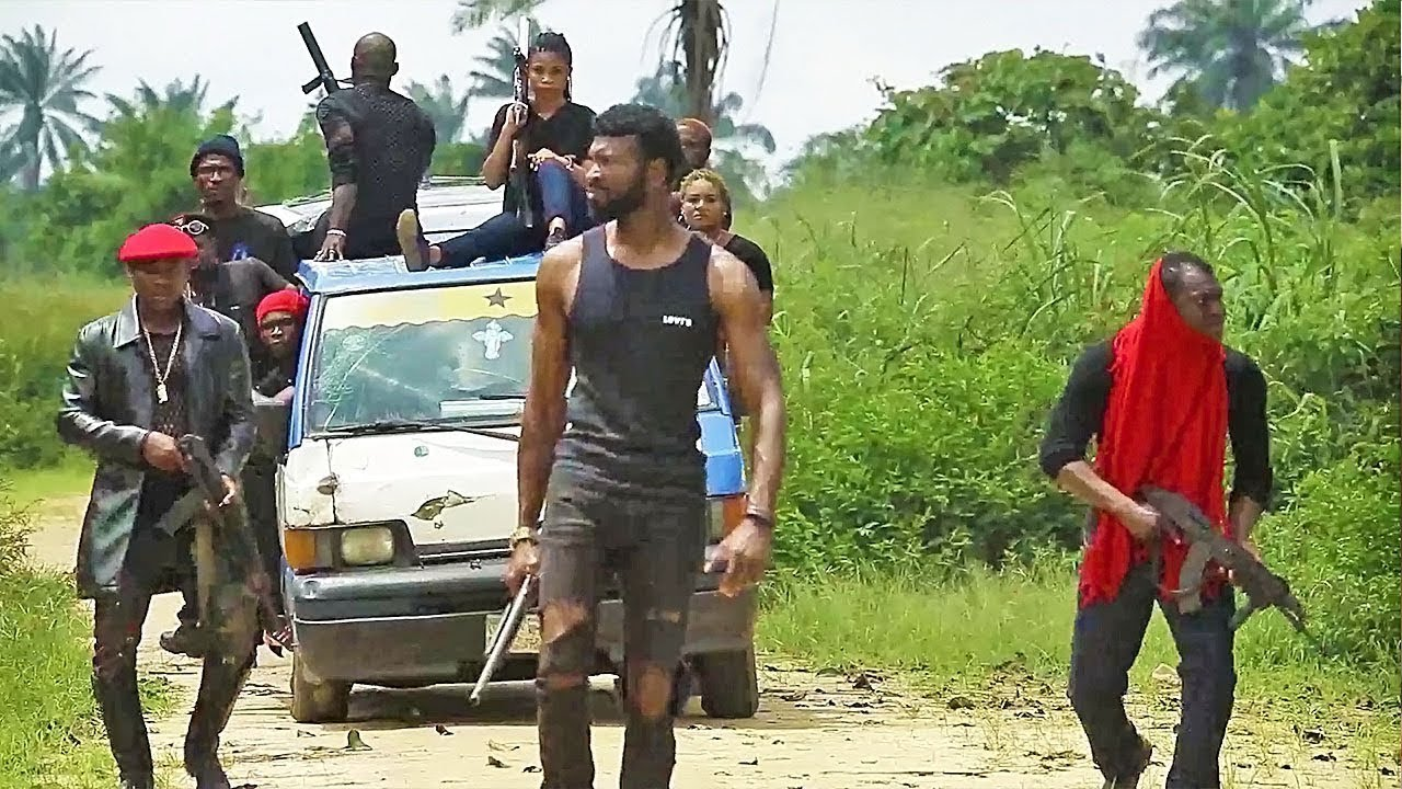 Download THE ORIGINAL BAD MAN - Sylvester Madu Nigerian Movies 2021 African Movies Free Action Movie