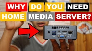 WHY you need A HOME MEDIA SERVER | Quick EASY Setup!