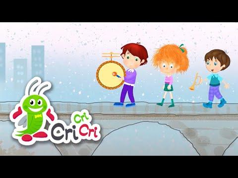 De vara (potpuriu) | CriCriCri #cantecepentrucopii – Cantece pentru copii in limba romana