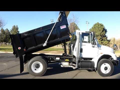 2009 International 4400 Dump Truck