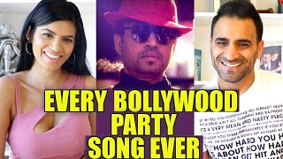 AIB : EVERY BOLLYWOOD PARTY SONG feat. Irrfan Khan   REACTION!!!