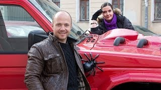 видео: Актер Евгений Стычкин воспитывает водителей, которые не уважают других на дороге!