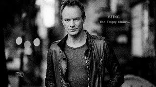 Sting - The Empty Chair ( live Bataclan 12/11/16 )