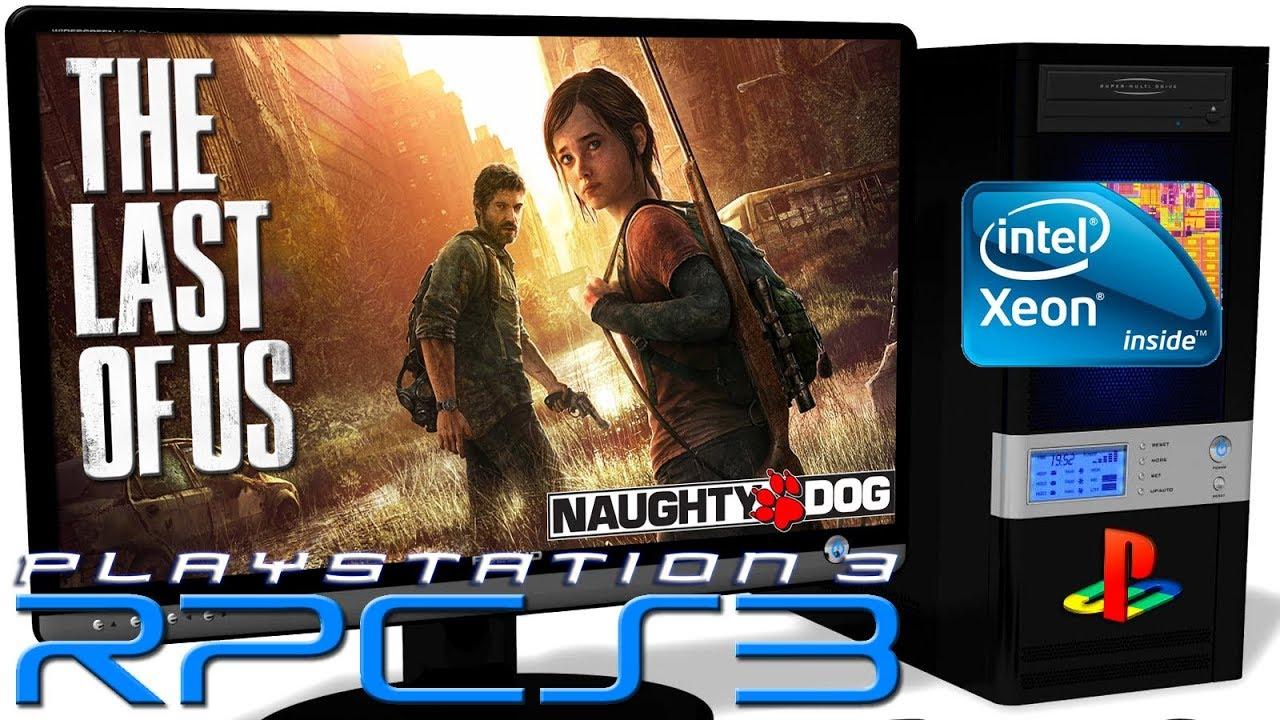 RPCS3 0 0 6 [PS3 Emulator] - The Last of Us [Gameplay] Xeon E5-2650v2 #3