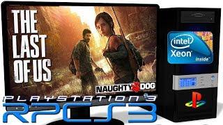 RPCS3 0.0.6 [PS3 Emulator] - The Last of Us [Gameplay] Xeon E5-2650v2 #3