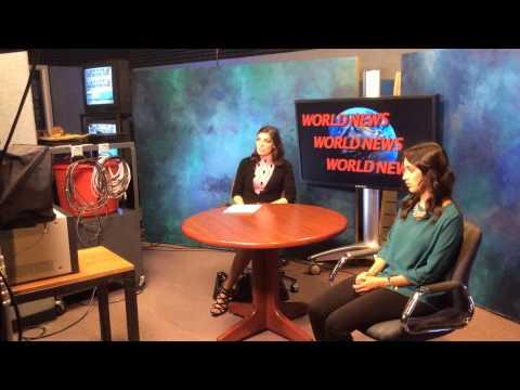 World news segment for OC News