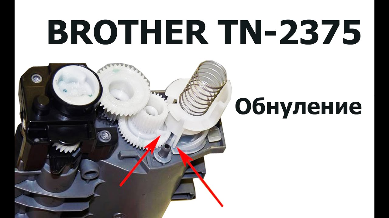 Принтер лазерный A4 Brother HL-L2300DR (HLL2300DR1) - 3D-обзор от .