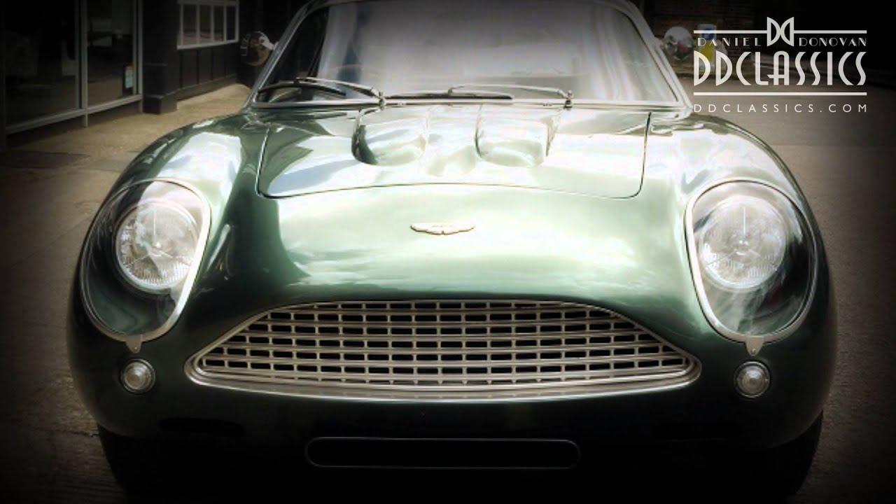 Aston Martin Db4 Zagato Recreation Dd Classics Youtube