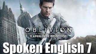 Разговорные английские выражения из фильма Обливион