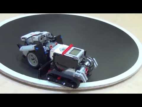 Lego Sumo - súboje