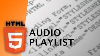 HTML - Audio Playlist