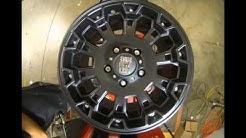KMC XD Series XD 800 Misfit Black