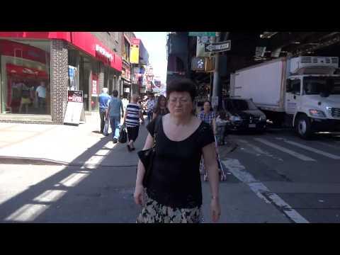 Walking In Brooklyn - Brighton Beach Avenue - Part 2/2