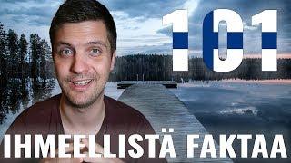 101 IHMEELLISTÄ FAKTAA SUOMESTA
