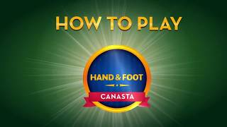 Similar Games to Hand and Foot Canasta  Suggestions
